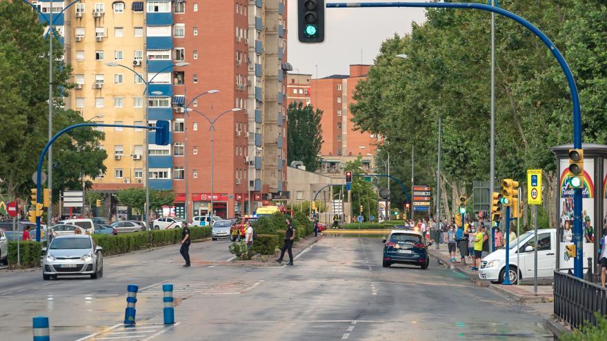 Calle de Fuenlabrada