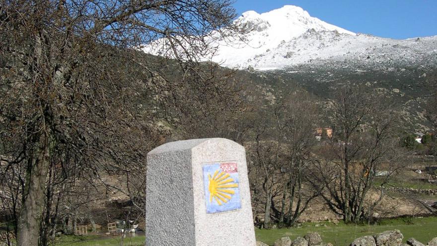 Camino de Santiago y La Maliciosa