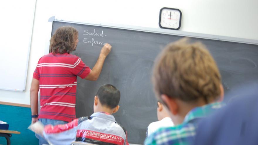 La Comunidad registra el mejor dato histórico de la tasa de abandono escolar