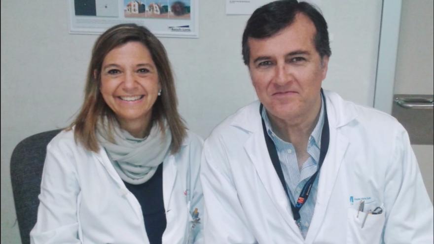 Consulta de Uveitis Hospital Infanta Sofía