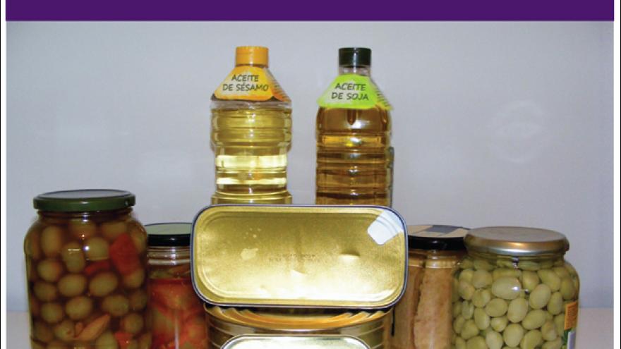 Portada sobre alérgenos en alimentos envasados