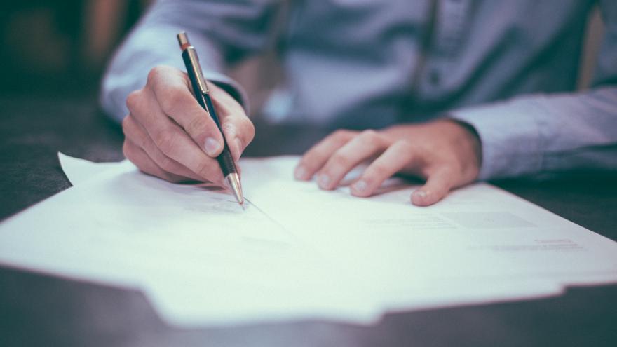 Firma de de documentos