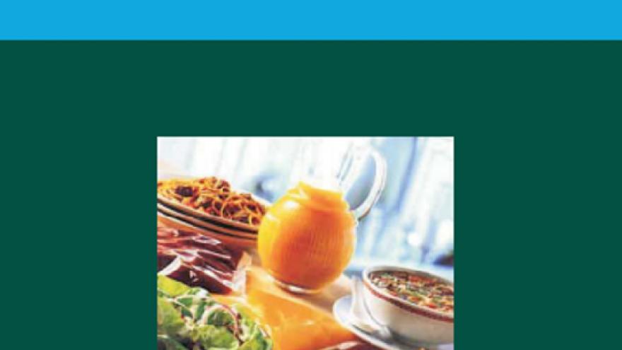 Portada del protocolo de valoración del etiquetado de alimentos envasados