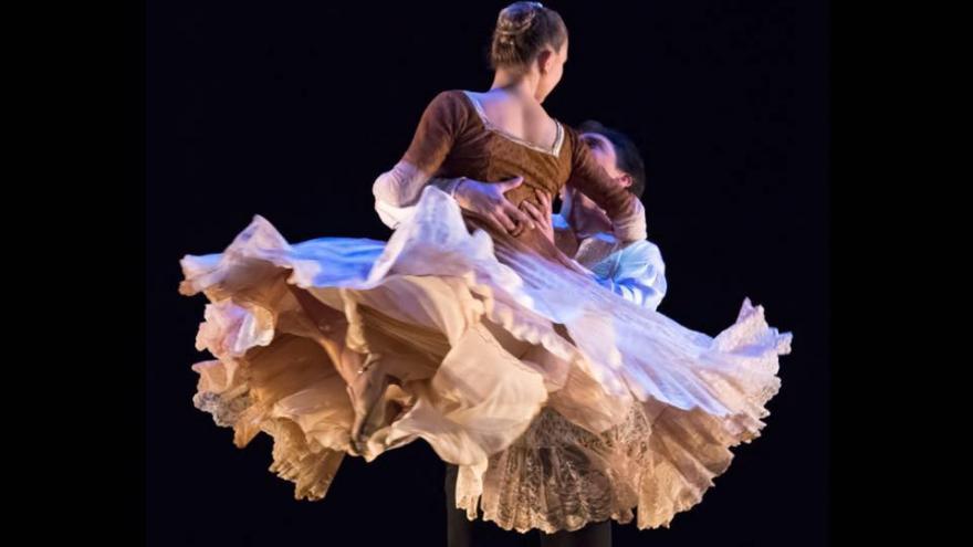 Danza en el Conservatorio Profesional de Danza Fortea