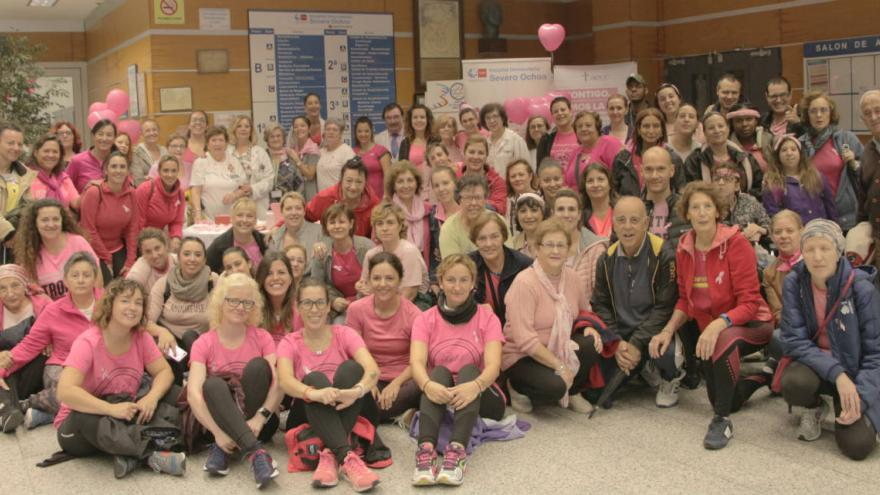Hospital Severo Ochoa | Día del Cáncer de Mama