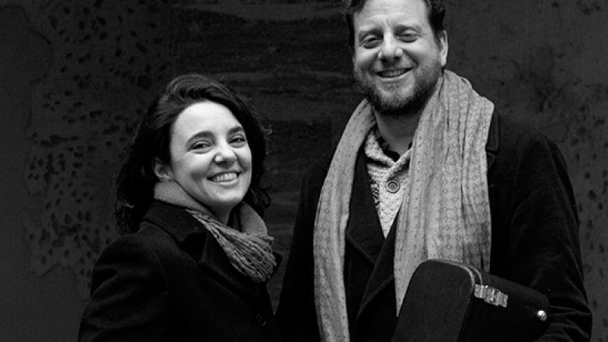Foto de Alice Borciani & Ariel Abramovich