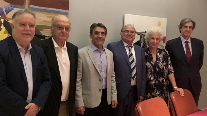 Luis Gordillo realizará la obra en memoria de Víctor Barrio