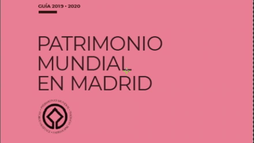 Texto del título con fondo rosa