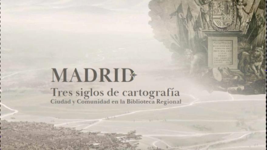 Madrid Tres siglos de cartografía Ciudad y Comunidad en la Biblioteca Regional