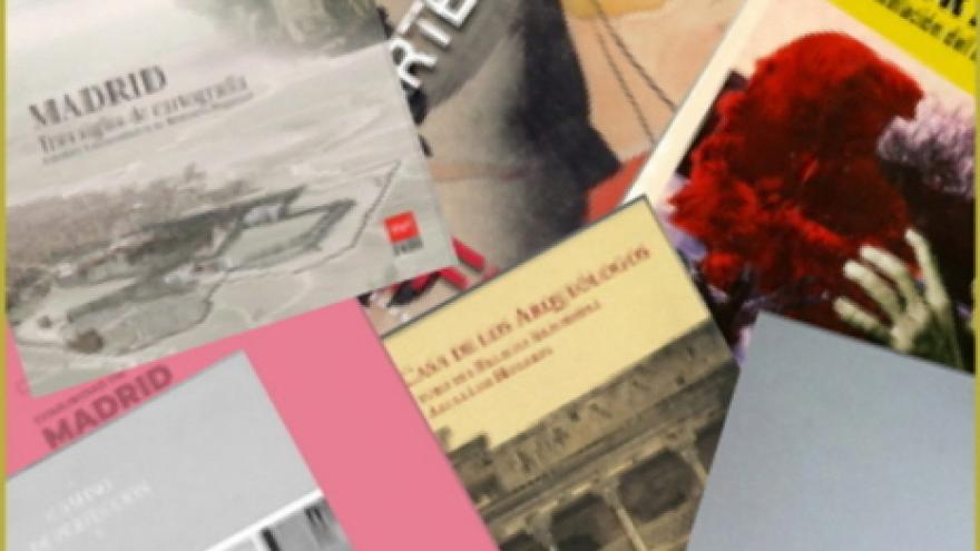 Catálogo de publicaciones de la Consejería de Cultura y Turismo 2020