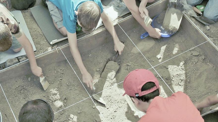 Talleres Arqueólogos por un día