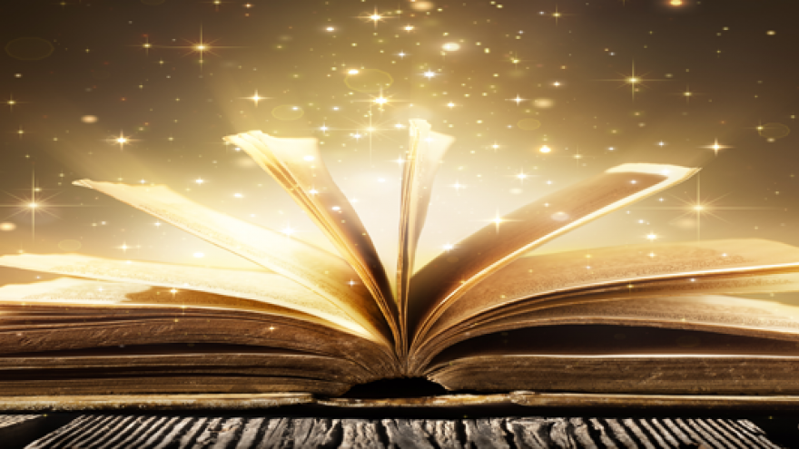 Libro con luces