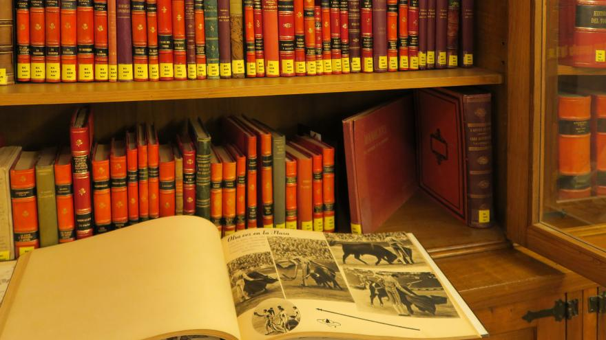 Biblioteca Taurina de Las Ventas
