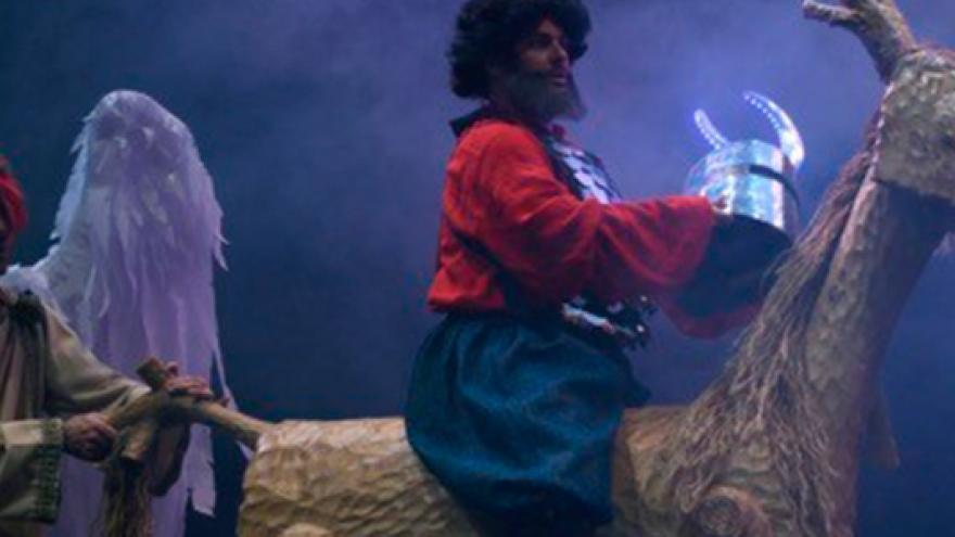 Foto de Del teatro y otros males...