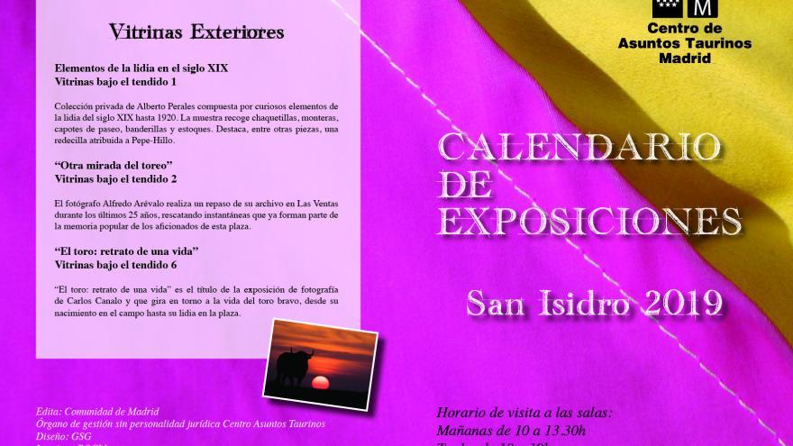 Actividad cultural San Isidro 2019