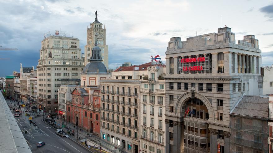 Edificio Alcala 31 Madrid