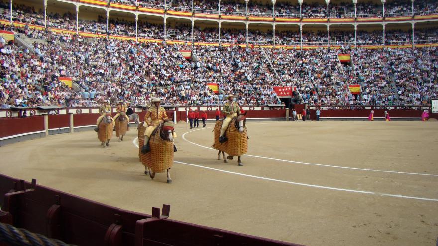 Paseillo Las Ventas