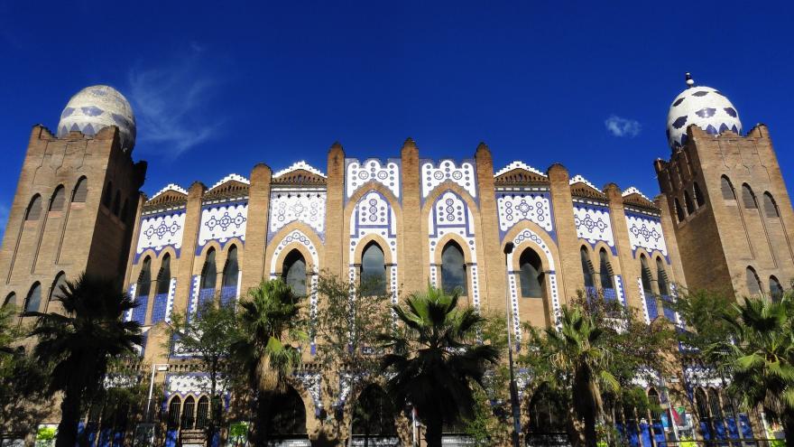 Plaza de toros de Barcelona
