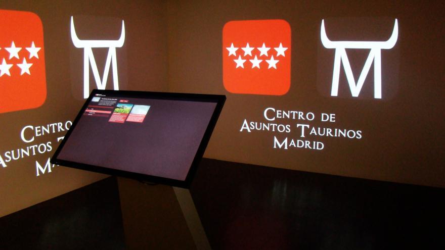 Sala Inmersiva del Museo Taurino de Las Ventas