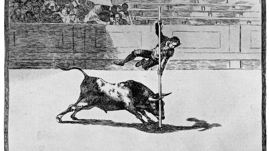 La Tauromaquia de Goya