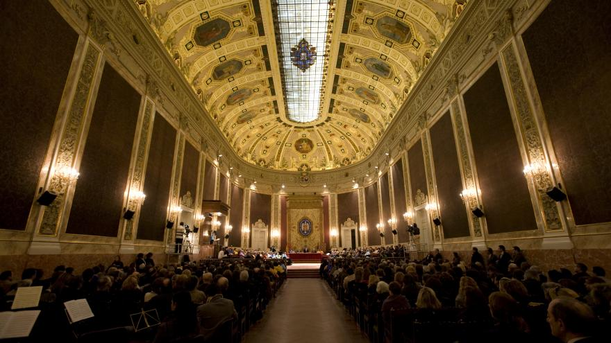 Paraninfo Universidad Complutense de Madrid