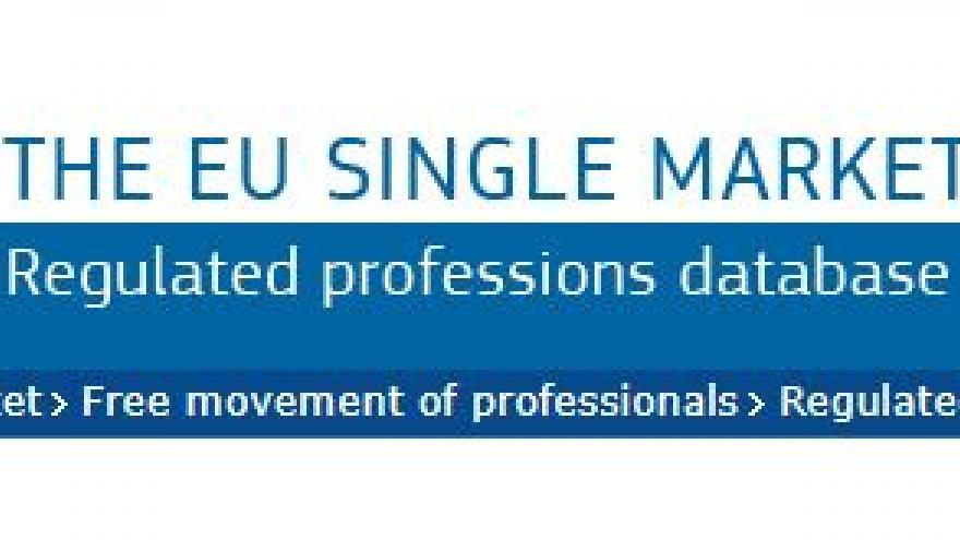 Rótulo de texto: EU single market