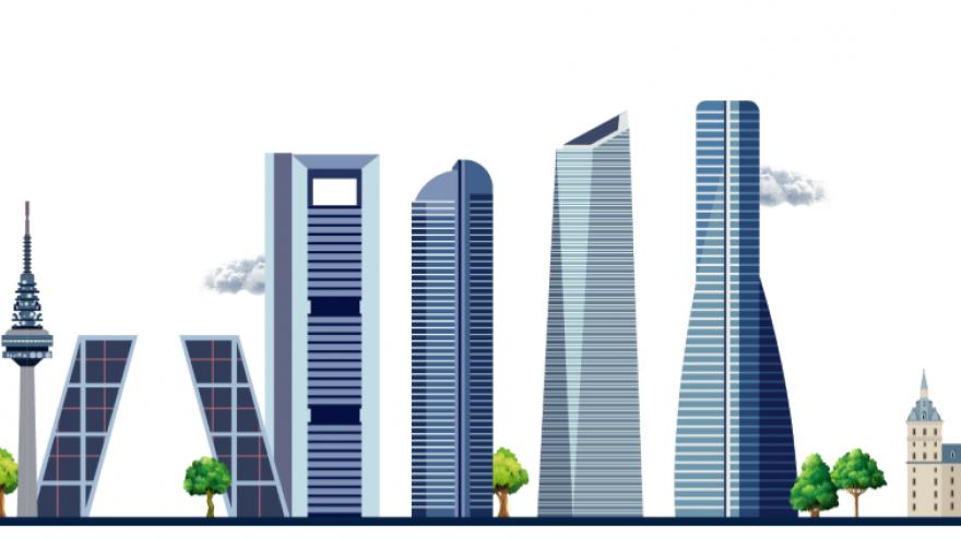 imagen de cabecera siluetas de edificios
