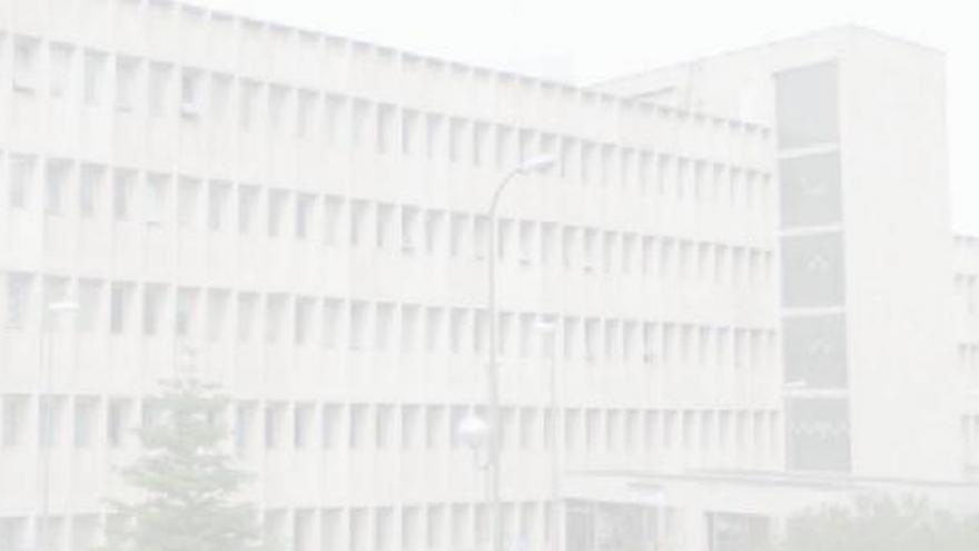 Edificio de la gerencia de Atención Primaria