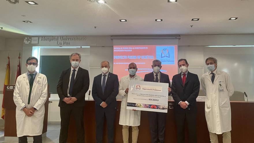 Fundacion Hipertensión Pulmonar