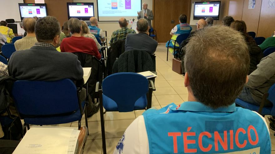 Imagen de la Sesión Clínica