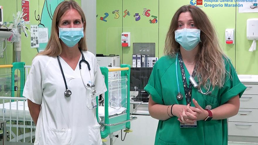 médicos del hospital gregorio marañón