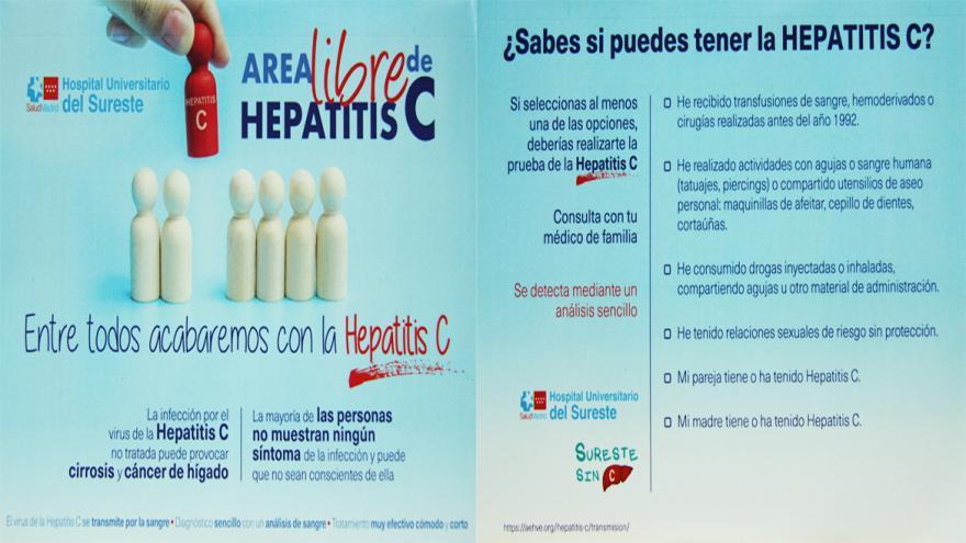 Consejos en torno a la hepatitis C