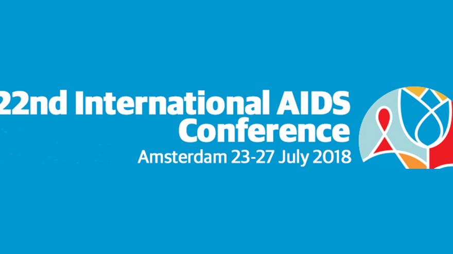 22ª Conferencia Internacional sobre el SIDA Ámsterdam, Países Bajos, 23-27 de Julio 2018