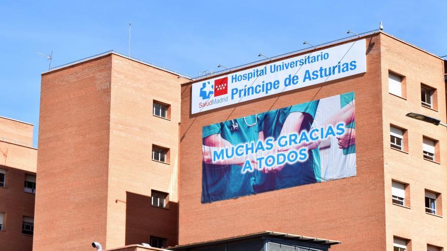El Hospital Príncipe de Asturias está situado en el campus de la Universidad