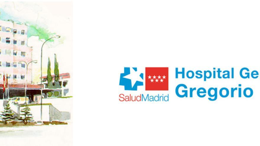 imagen hospital con logo