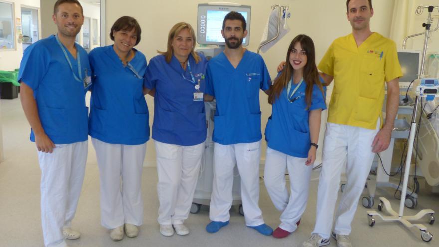 Profesionales del Hospital Universitario Infanta Leonor premiados en el Congreso Nacional de Enfermería Nefrológica