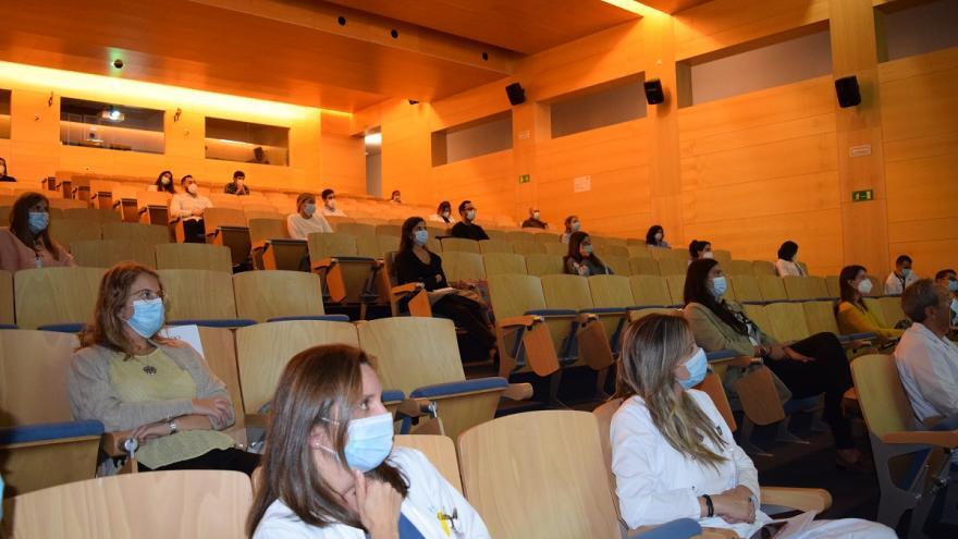Bienvenida de los Residentes al Hospital Infanta Sofía