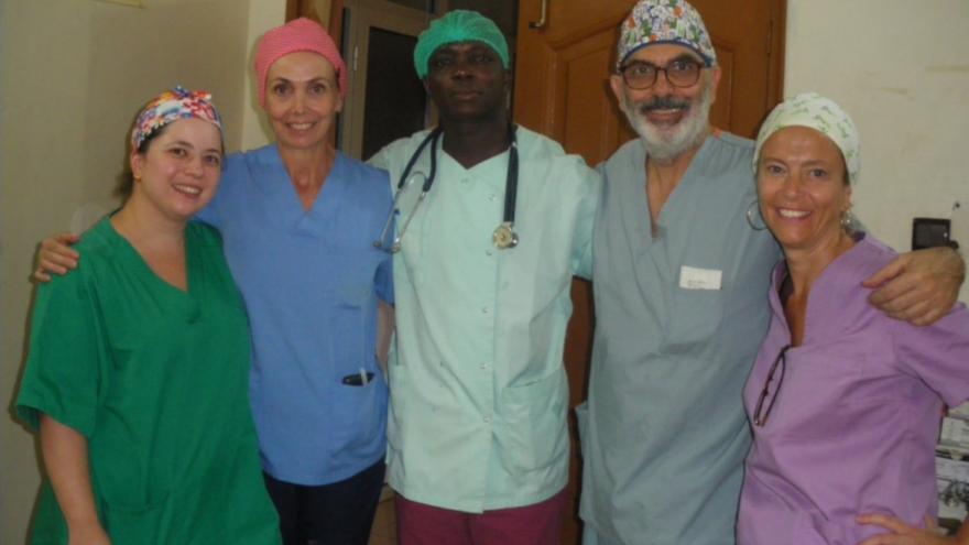 El Hospital Universitario Infanta Leonor firma un convenio de cooperación sanitaria con un hospital africano