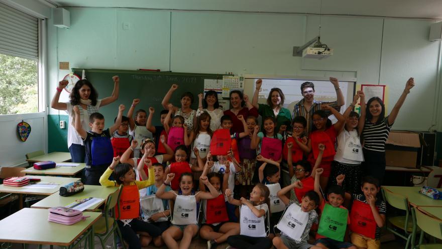 CEIP Conde Arruga, ganador del primer premio