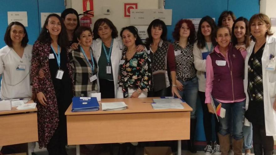 Participantes de la Jornada