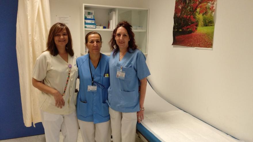 Enfermeras expertas
