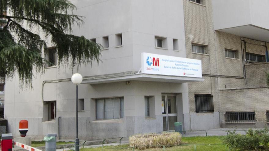 Pabellón Docente del Hospital Gregorio Marañón.