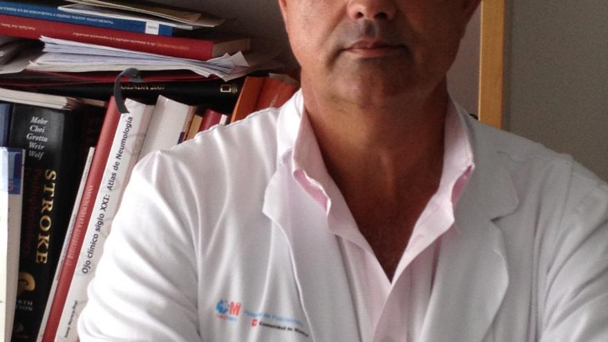 Imagen del Dr. Zapatero
