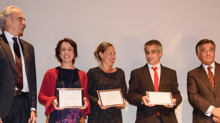 Entrega de premios al programa Darocafarmacias