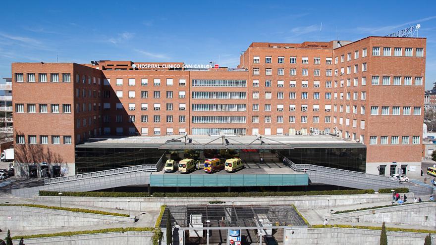 FACHADA HOSPITAL CLINICO