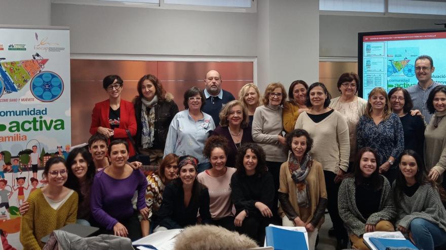"""Sanidad pone en marcha el proyecto de investigación """"Familias + Activas"""""""