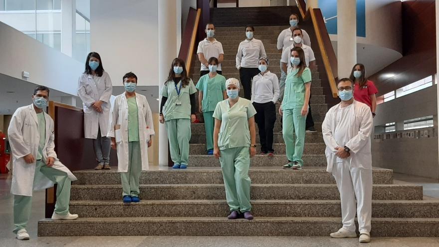 Reconocimiento al Hospital Universitario de Fuenlabrada por el abordaje farmacoterapéutico del paciente crónico complejo
