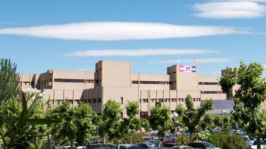 Hospital Universitario de Getafe, vista panorámica