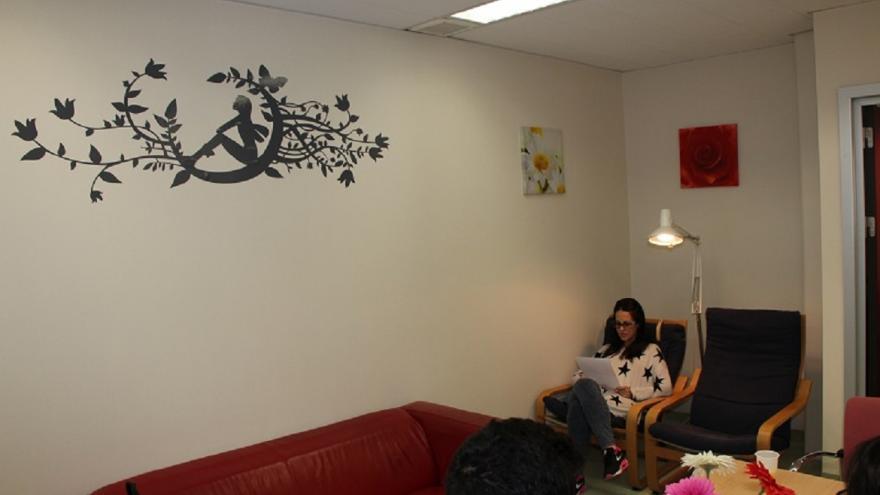 El Hospital de Fuenlabrada habilita una sala para los padres de los niños ingresados