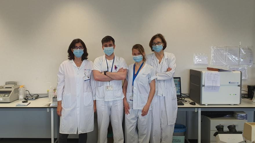 Investigadores Inmunología